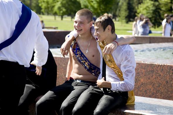 Изображение 28. Фоторепортаж: Последний звонок в Москве.. Изображение № 16.