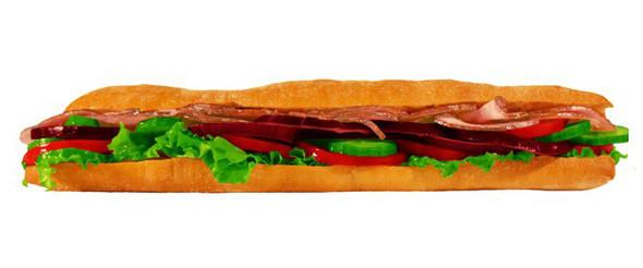 Сэндвич с салями и пепперони в «Нямс». Изображение № 5.