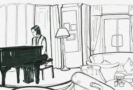 Бары в отелях «Метрополь» и «Балчуг-Кемпински». Изображение № 6.