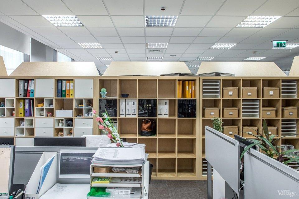 Интерьер недели (Москва): Офис компании B2B-Center. Изображение № 16.