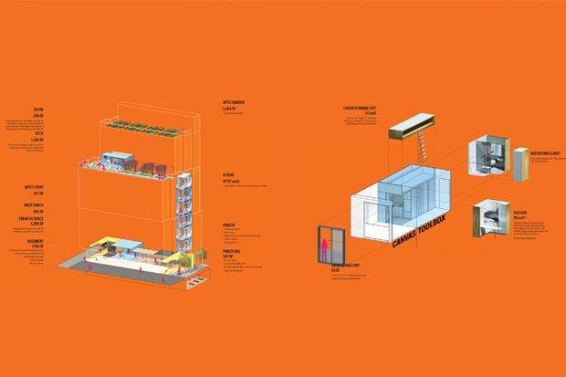 Как сделать микрожильё красивым, доступным и функциональным. Изображение № 19.