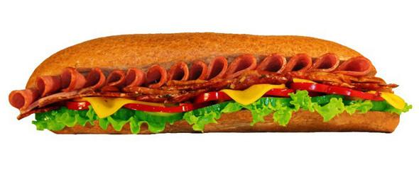 Сэндвич «Аннэймд» в «Нямс». Изображение № 8.