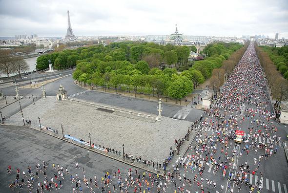 Иностранный опыт: 5 городских марафонов. Изображение № 46.