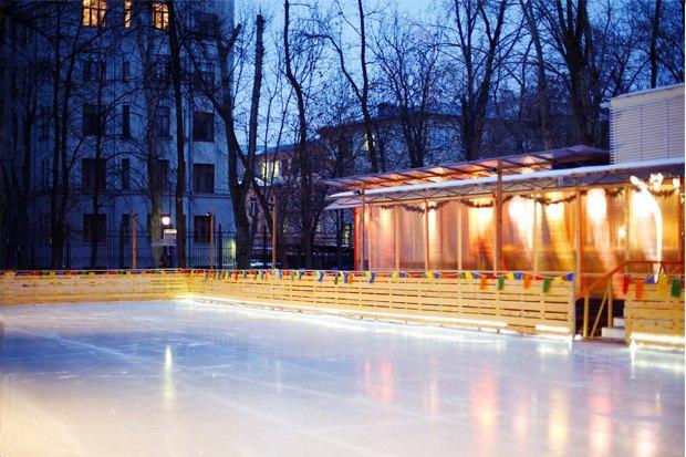 Зима в городе: Что ждёт москвичей в столичных парках. Изображение № 7.