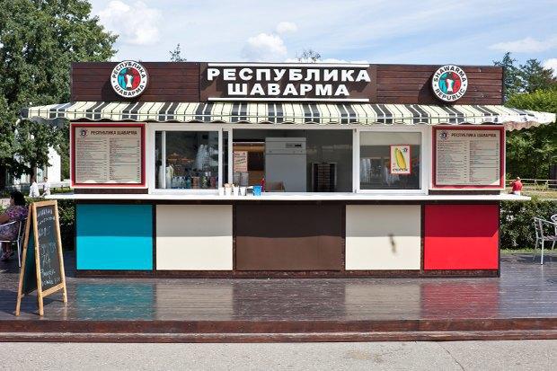 Еда на ВВЦ: 15 кафе, ресторанов и киосков. Изображение № 41.