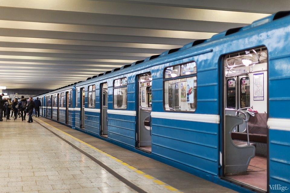 Фото дня: Бесшумный поезд Нева. Изображение № 13.