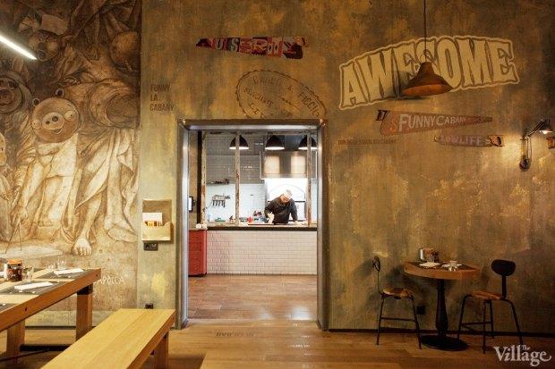 Новое место: Кафе «ФаниКабани». Изображение № 5.