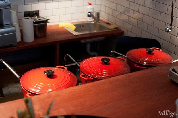 Новое место: Кафе Meatball Company —закрылось. Изображение № 16.