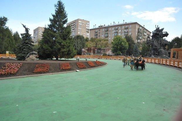 Старая территория московского зоопарка после реконструкции. Изображение № 3.