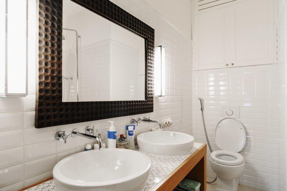 Четырёкомнатная квартира в американском стиле для семьи сдвумя детьми. Изображение № 42.