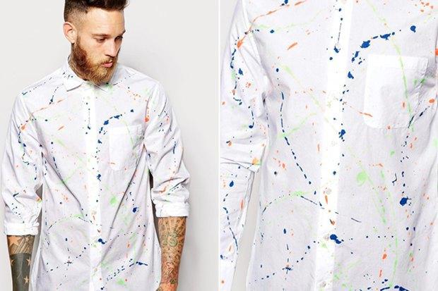 Шесть мужских рубашек. Изображение № 6.