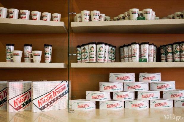 Пончиковая Krispy Kreme. Изображение № 8.