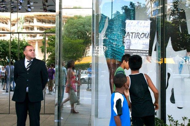 Странные танцы: Александра Петрачкова о новой форме протеста в Бразилии. Изображение № 4.