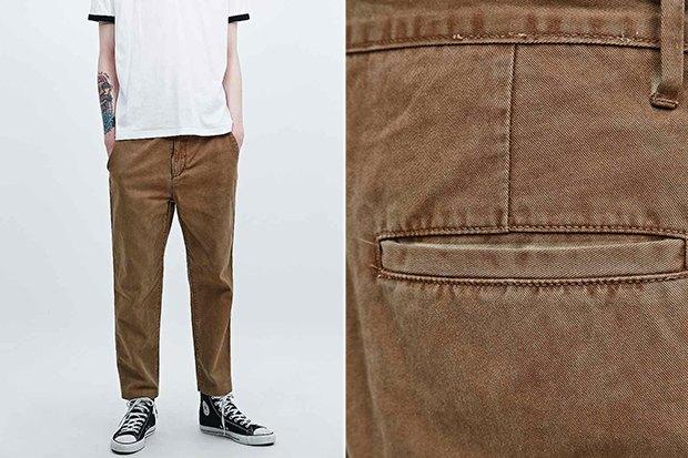 Где купить брюки чинос: 6вариантов от 2 до8 тысяч рублей. Изображение № 3.