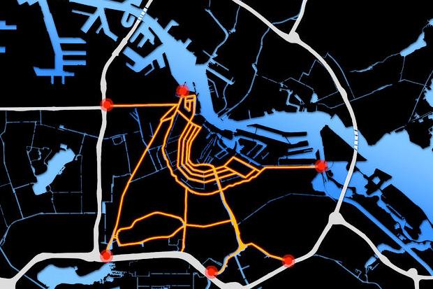 Иностранный опыт: Городские проекты под землёй. Изображение № 5.