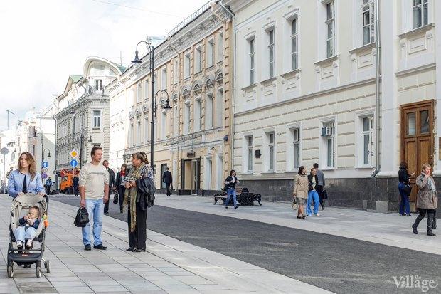 Фото дня: Как выглядит пешеходная Большая Дмитровка. Изображение № 2.