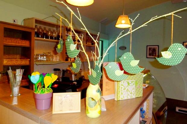 На Руставели открылось семейное кафе «Месье де Монпансье». Изображение № 5.