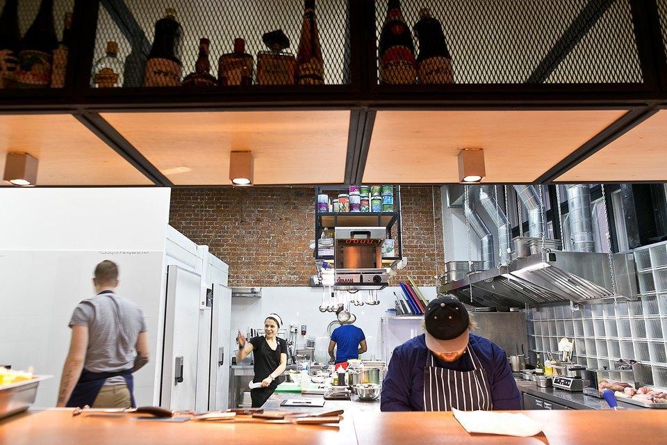 Ресторан и бар Holy Fox. Изображение № 13.