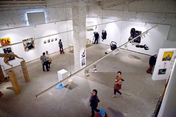 Винзаводы стоят: Что происходит со старейшим арт-кластером Москвы. Изображение № 7.