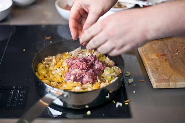 Шеф дома: Грузин и итальянец готовят по рецептам бабушек. Изображение № 106.