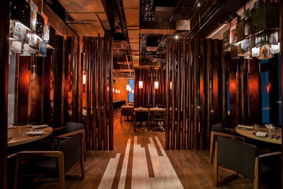 Ресторан Madame Wong. Изображение № 1.