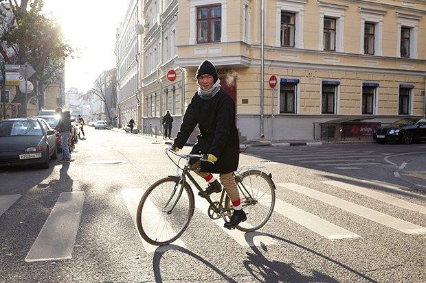 В диких условиях: Велосипед против автомобиля в –10 ˚C. Изображение № 11.