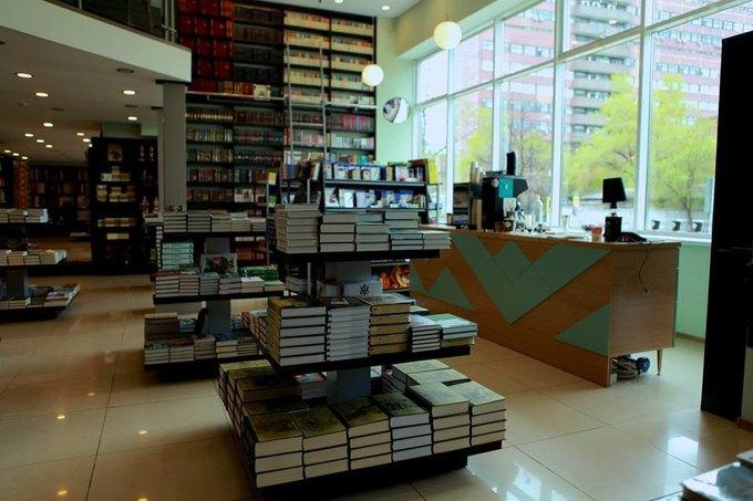 В книжном магазине «Фамильная библиотека» открылась кофейня Double B. Изображение № 1.