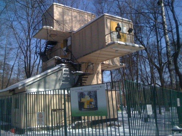 В «Сокольниках» откроется музей парка. Изображение № 1.