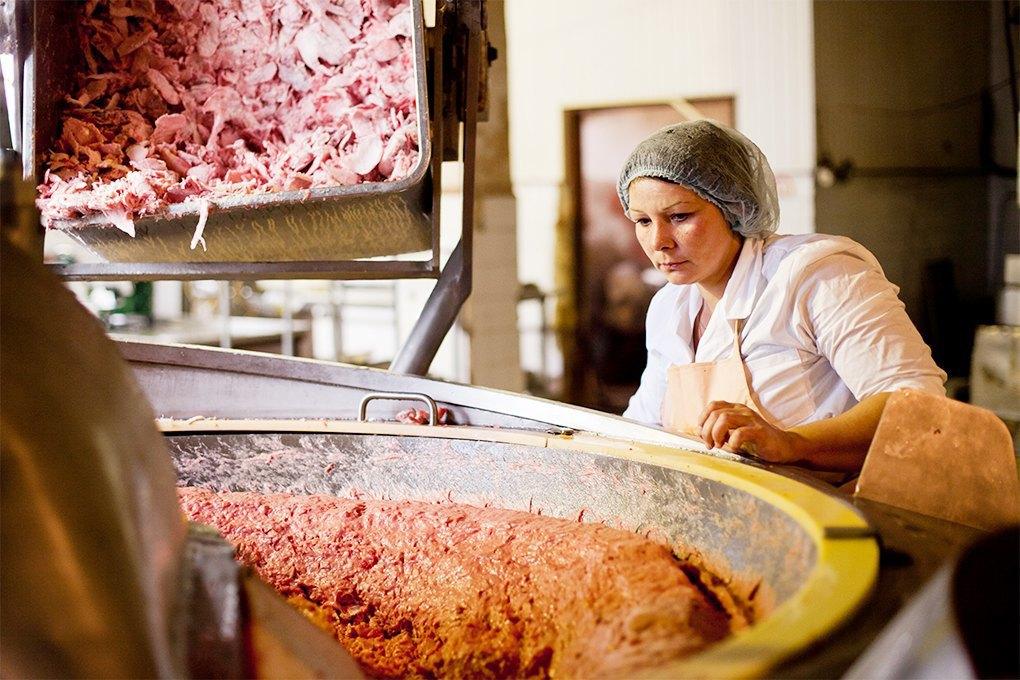 Думничи, мясокомбинат. Изображение № 11.