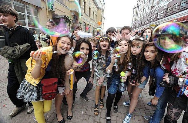 На ВДНХ пройдёт фестиваль мыльных пузырей Dreamflash. Изображение № 2.