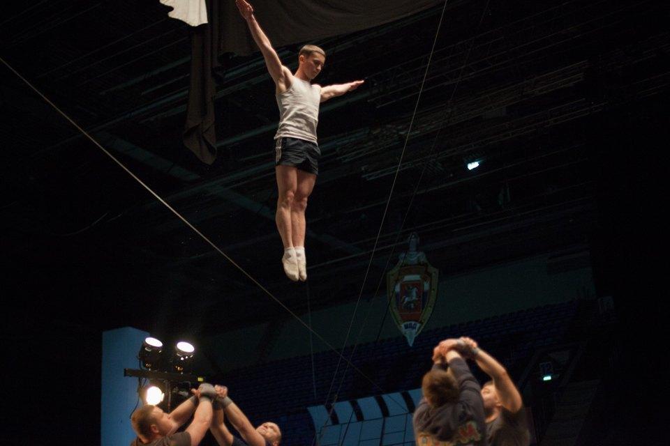 За кулисами Cirque duSoleil. Изображение № 35.