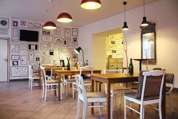 6кафе, баров иресторанов, открывшихся вноябре. Изображение № 5.