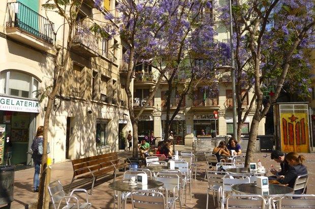 Грасия, независимый каталонский квартал. Изображение № 6.