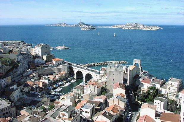 10 мест в Марселе, куда ходят сами марсельцы. Изображение № 6.