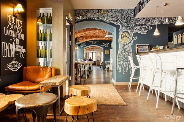 Новое место: Ресторан Jerome. Изображение № 1.