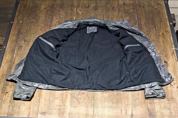 Анатомия куртки: Как сделана кожаная куртка AllSaints. Изображение № 12.