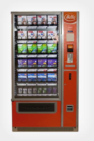 Коробка передач: 10 вендинговых автоматов в Москве, часть 1. Изображение № 10.