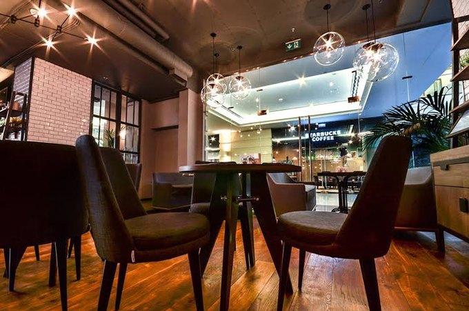 НаНевском проспекте заработало кафе Avenue55 . Изображение № 4.