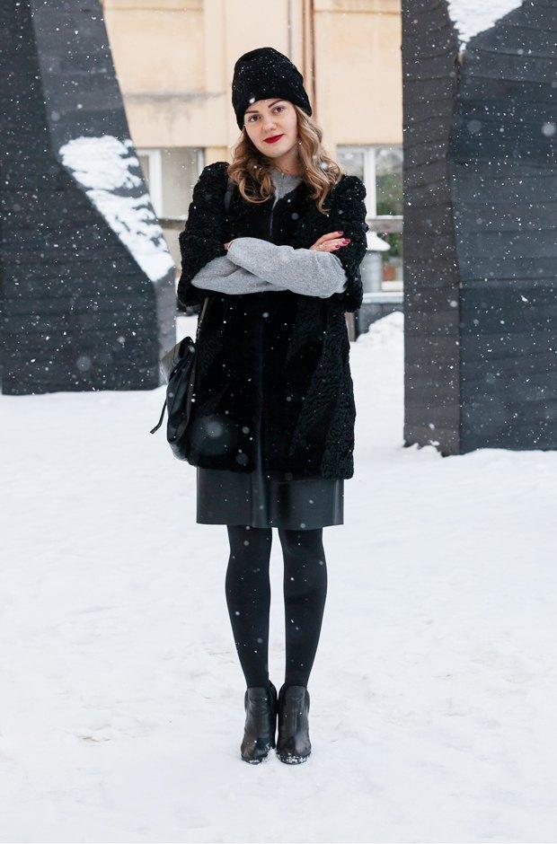 Внешний вид (Петербург): Юлия Костенюк, сотрудница «Лофт Проекта Этажи». Изображение № 1.