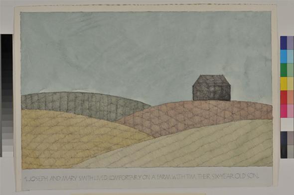 Современные художники иллюстрируют сон про ослика. Изображение № 6.