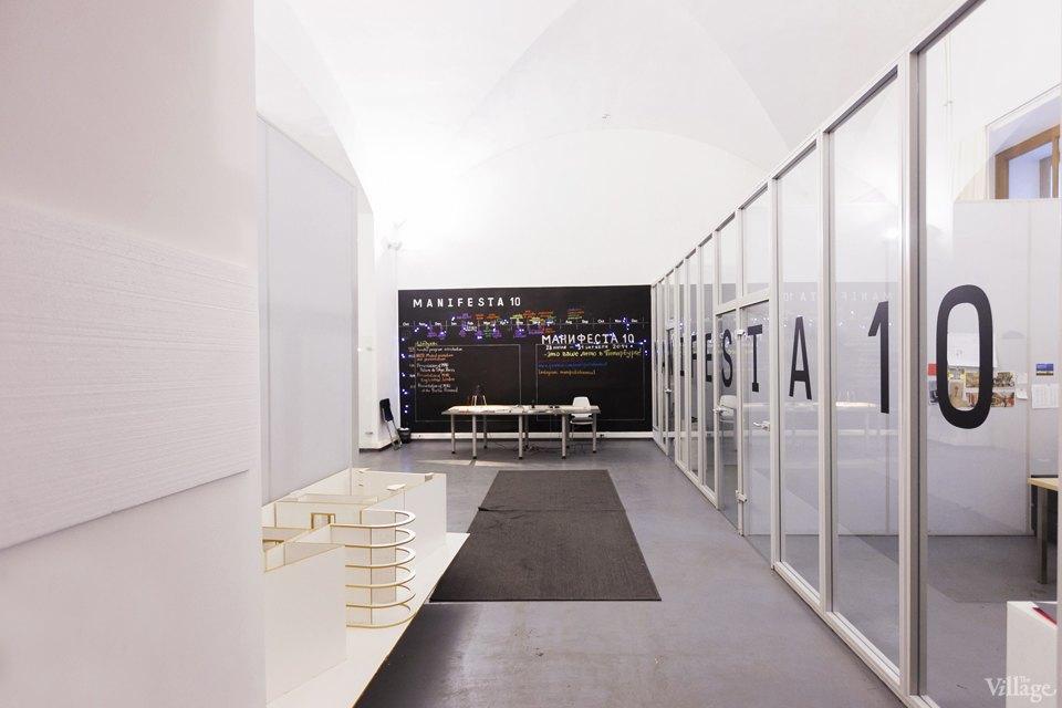 Интерьер недели (Петербург): Офис биеннале современного искусства Manifesta 10. Изображение № 7.