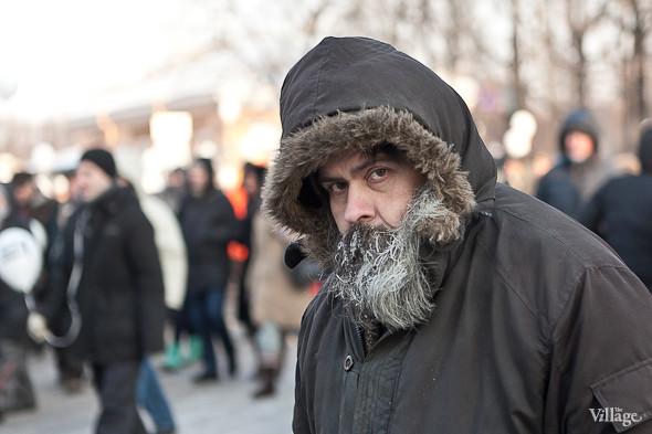 Фоторепортаж: Шествие за честные выборы в Петербурге. Изображение № 36.