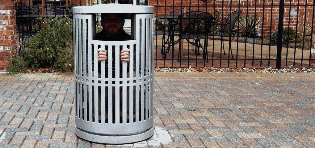 Городской активист Флориан Ривьер— обигровых площадках длявзрослых. Изображение № 3.