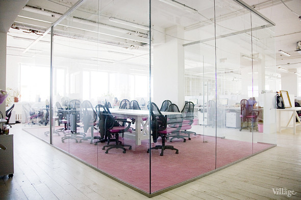 Офис недели: «Большой Город» и Slon.ru. Изображение № 4.