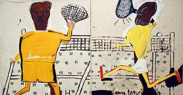 В Москву привезли полотна 77-летней «молодой звезды» Роуз Вайли. Изображение № 3.