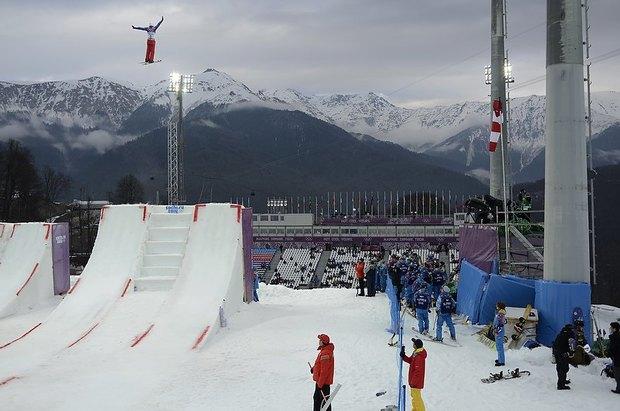 Куда люди смотрят: Что внутри Олимпийских стадионов. Изображение № 42.
