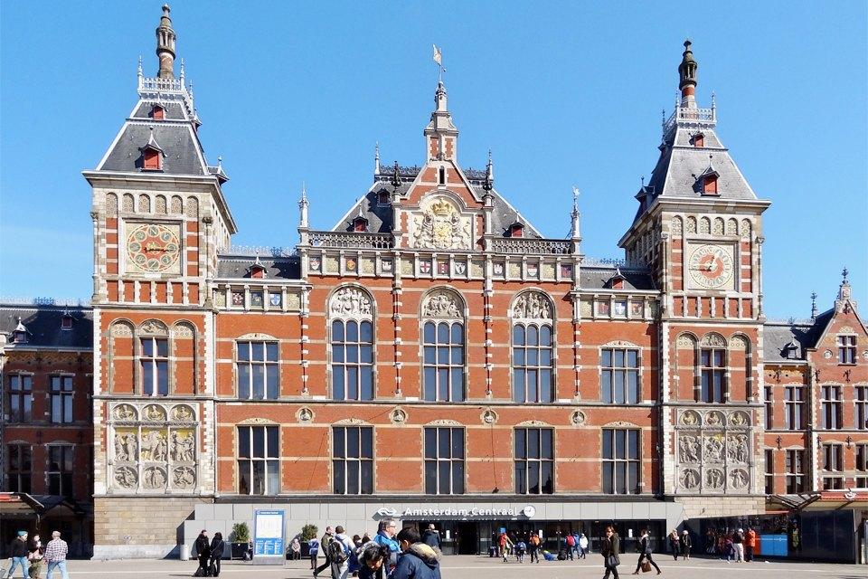 Остердокс, центр новой архитектуры Амстердама. Изображение № 1.