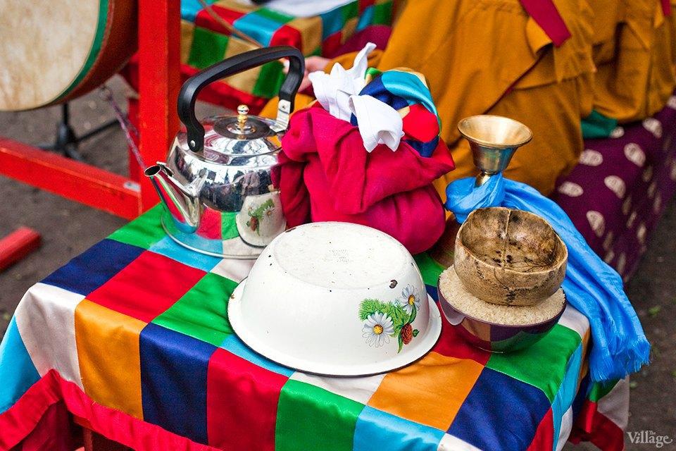 Фоторепортаж: Столетие петербургского дацана. Изображение № 7.