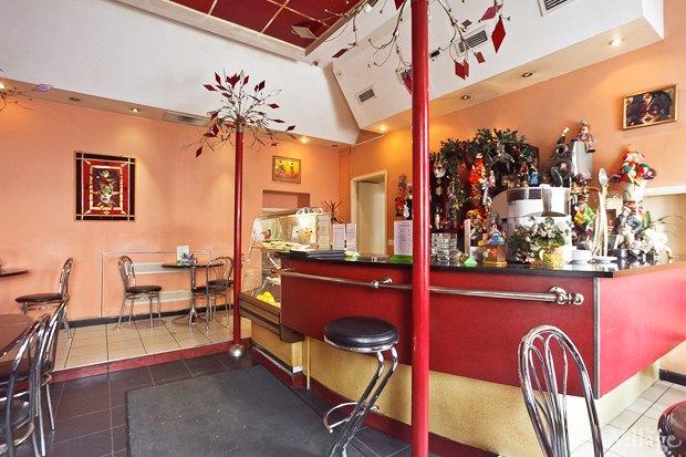 Все свои: Советское кафе «Коломбина». Изображение № 3.
