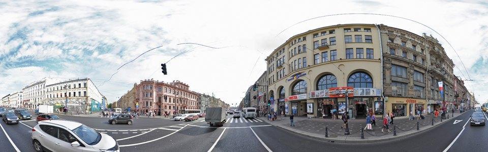 Реставрация дома Яковлевых на Невском проспекте, 96 2013 год. Изображение № 2.